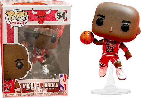 NBA: Bulls - Michael Jordan Pop! Vinyl