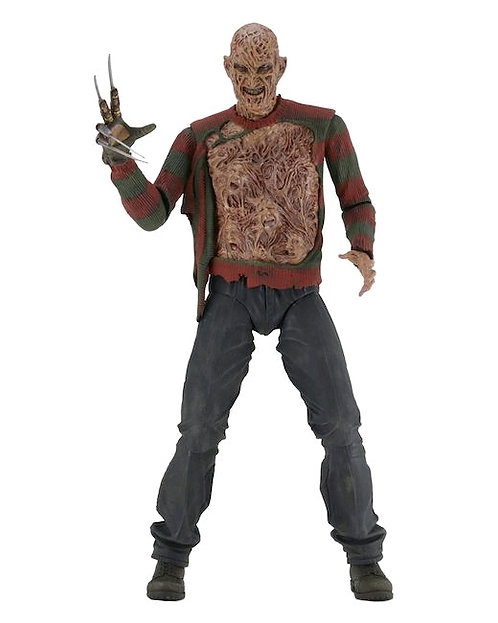A Nightmare on Elm Street 3: Dream Warriors - Freddy 1:4 Scale Action Figure