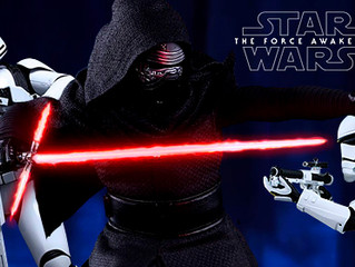 Star Wars VII: The Force awakens - Hot Toys Now up for Pre Order