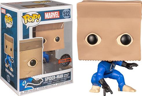 Spider-Man - Spider-Man Bombastic Bag-Man US Exclusive Pop! Vinyl