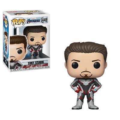 Avengers 4: Endgame - Tony Stark (Team Suit) Pop! Vinyl