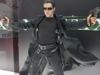 Hot Toys to produce Collectible figures from The Matrix.