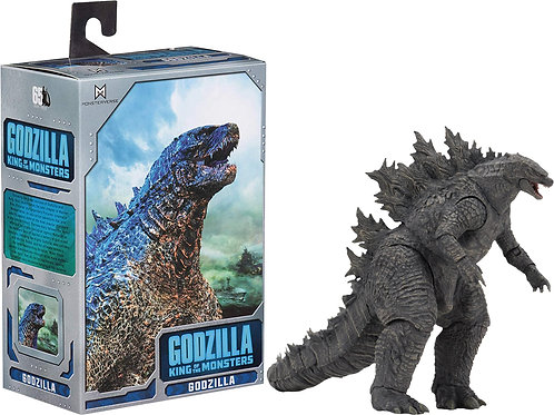 """Godzilla: King of the Monsters - 2019 12"""" Head to Tail Action Figure"""
