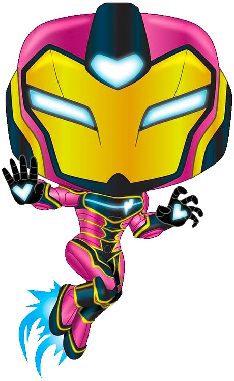Iron Man - Ironheart US Exclusive Pop! Vinyl