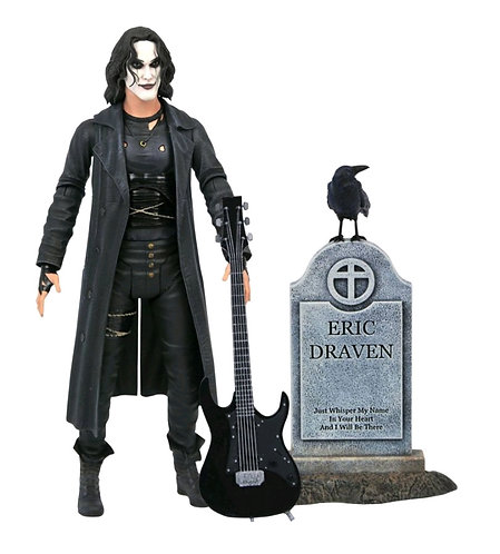 The Crow - The Crow Deluxe Action Figure