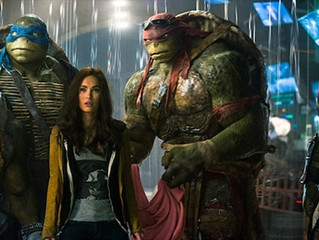 "Paramount Greenlights ""Ninja Turtles 2"" After $65 Million Weekend"