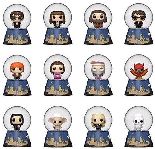 Harry Potter - Snow Globes Mystery Minis (Set Of 12)