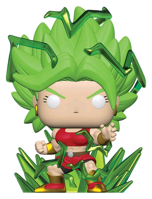 Dragon Ball Super - Super Saiyan Kale with Energy Base (with chase) US Exclusive