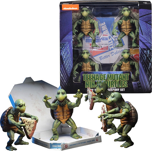 Teenage Mutant Ninja Turtles (1990) - Baby Turtles 1:4 Scale Action Figu