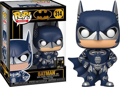 Batman & Robin - Batman 1997 80th Anniversary Pop! Vinyl