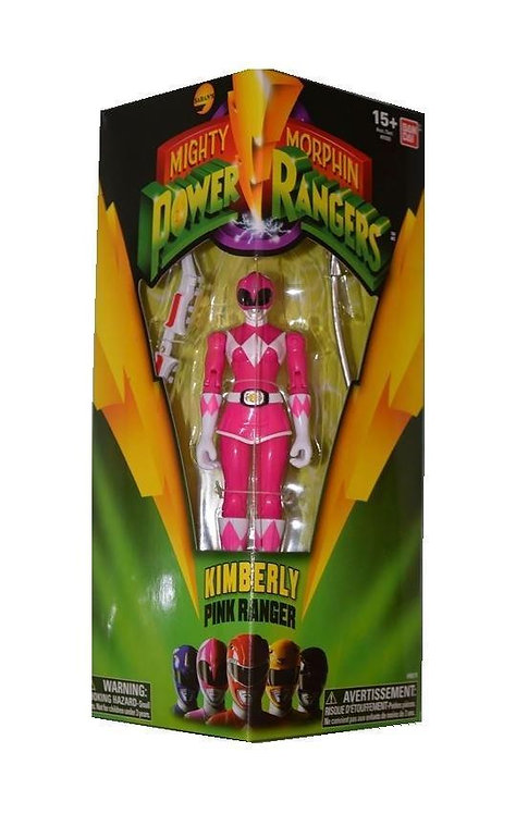 Mighty Morphin Power Rangers Pink Ranger Action Fi