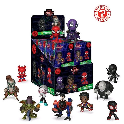 Spider-Man: Into the Spider-Verse - Mystery Minis Blind Bo