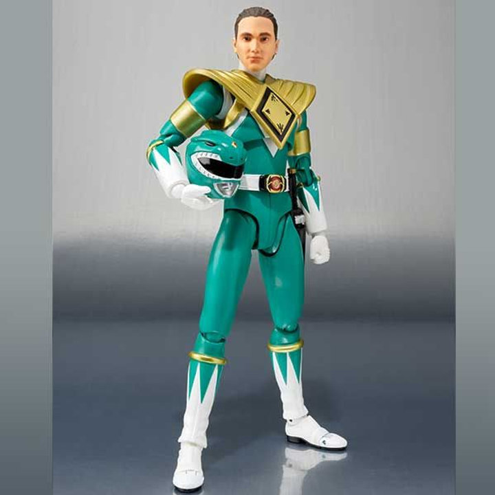 Mighty Morphin Power Rangers S H Figuarts Green Ranger Event Exclusive |  cultureshockcollect