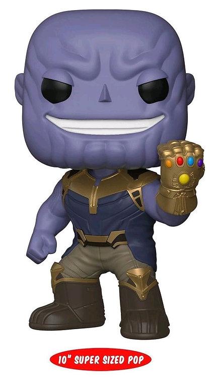 "Avengers 3: Infinity War - Thanos 10"" US Exclusive Pop! Vinyl"
