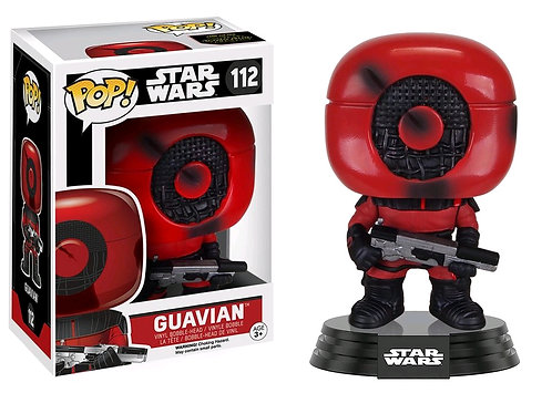 Star Wars - Guavian Episode VII The Force Awakens Pop! Vinyl
