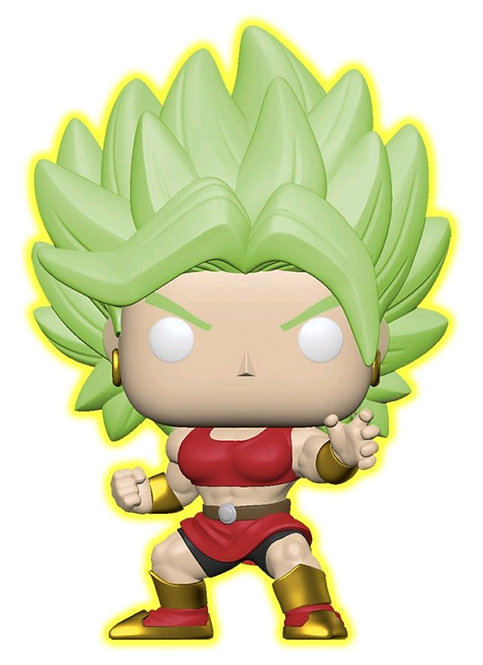 Dragon Ball Super - Super Saiyan Kale Glow US Exclusive Pop! Vinyl