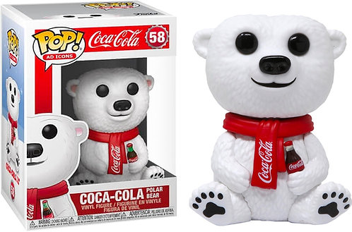 Coca-Cola - Polar Bear Pop! Vinyl