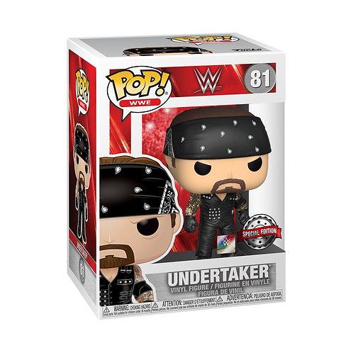 WWE - Boneyard Undertaker US Exclusive Pop! Vinyl