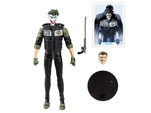 "Batman - White Knight - Jack Napier Joker 7"" Action Figure"