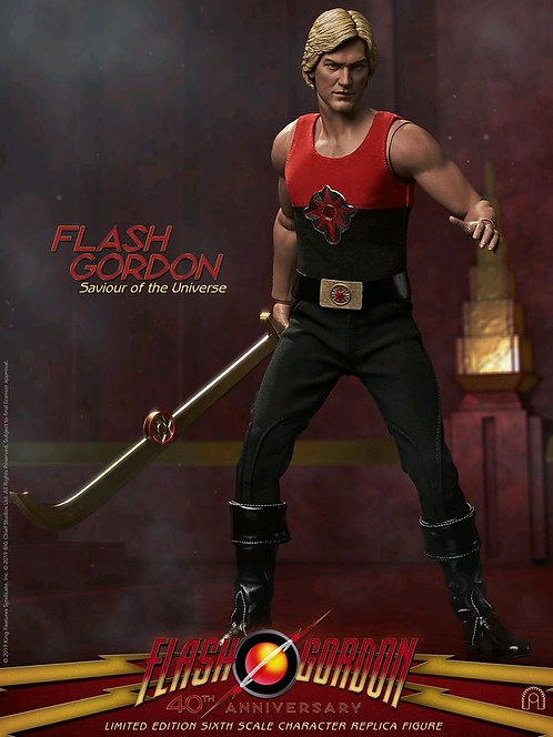 """Flash Gordon - Flash Gordon 12"""" Action Figure"""