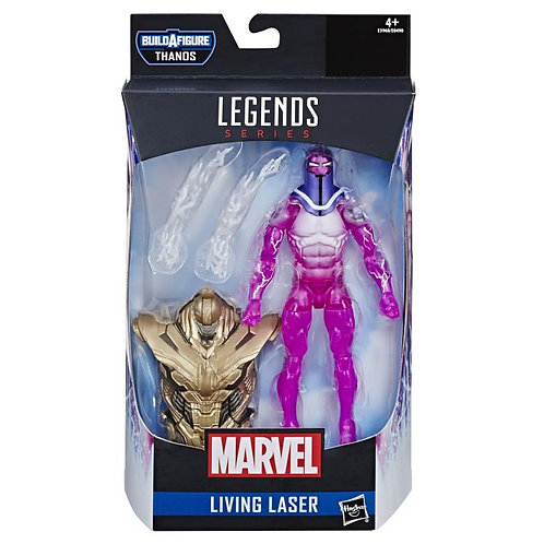 Avengers Endgame Marvel Legends - Living Laser