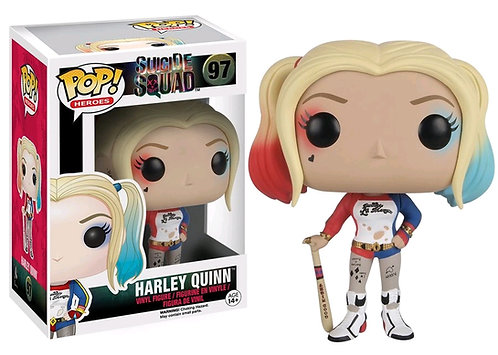 Suicide Squad - Harley Quinn Pop! Vinyl Figure