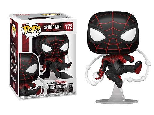 Spider-Man: Miles Morales - Advanced Tech Suit Pop! Vinyl