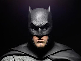 Batman v Superman: Dawn Of Justice 1/4 Scale Batman Figure Revealed