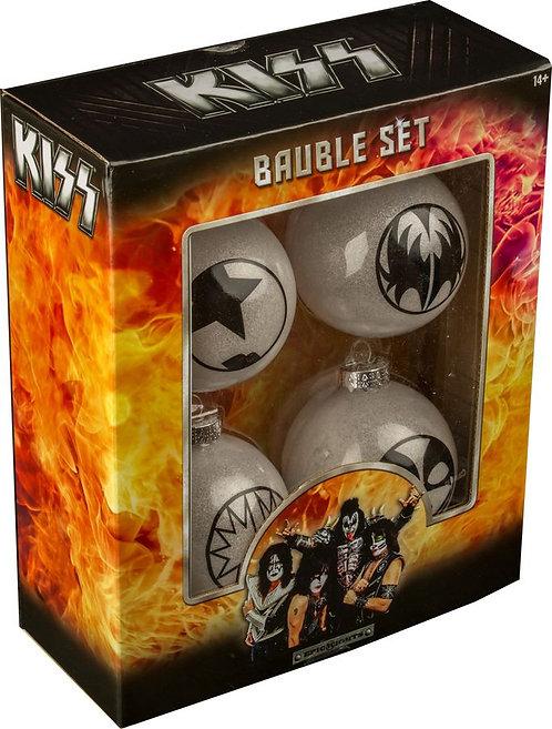 Kiss - Bauble Set