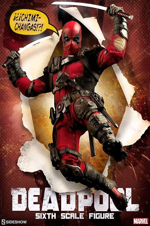 """Deadpool - 1:6 Scale 12"""" Figure"""
