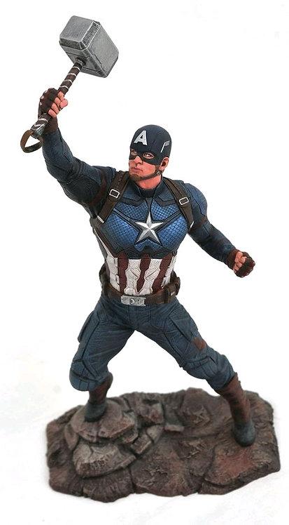 Avengers 4: Endgame - Captain America Gallery PVC Figure