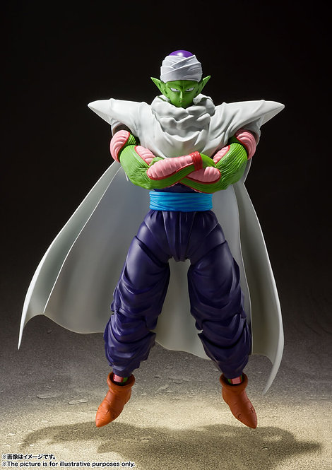 Dragon Ball Z - S.H.Figuarts Piccolo - The Proud Namekian