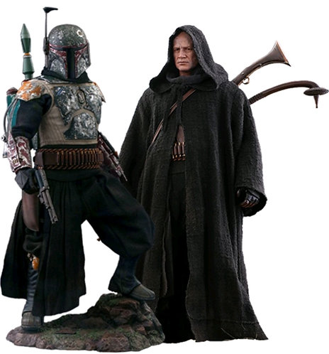 "Star Wars: The Mandalorian - Boba Fett Deluxe 1:6 Scale 12"" Action Figur"