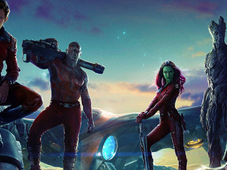 SDCC 2014 - Guardians of the Galaxy 2′ Confirmed for 2017