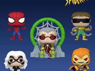 Spider-Man The Animated Series - POP! Vinyl