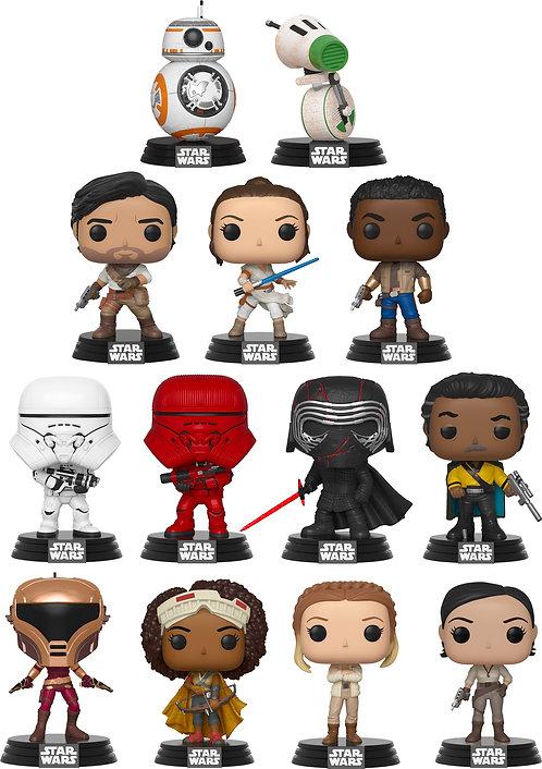 Star Wars Episode IX: The Rise Of Skywalker - Bundle (Set Of 13)