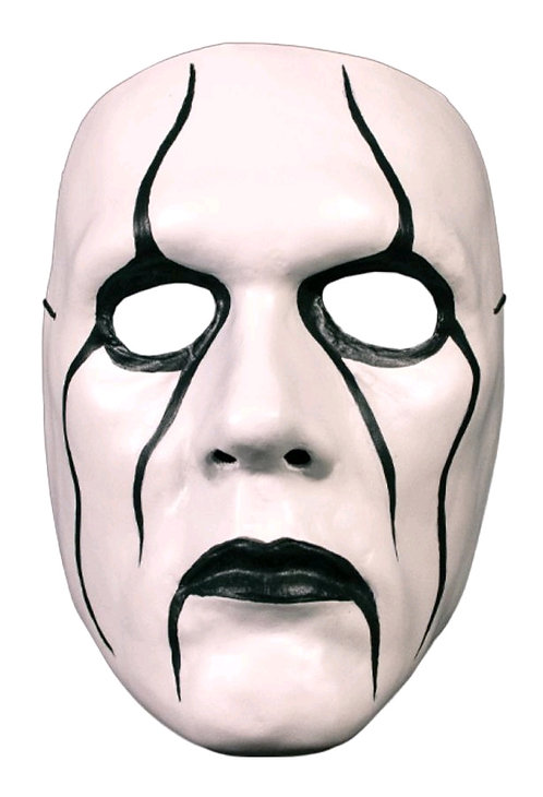 WWE - Sting Face Mask