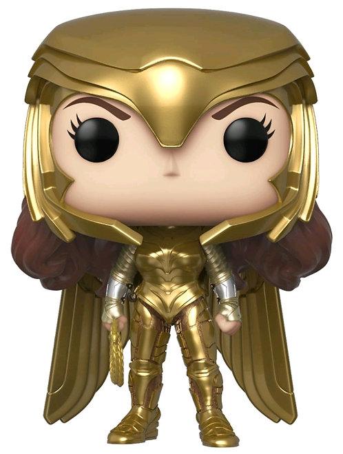 Wonder Woman: 1984 - Wonder Woman Gold Power Pose Pop! Vinyl