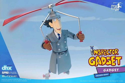 Inspector Gadget - Inspector Gadget 1:12 Scale Action Figure