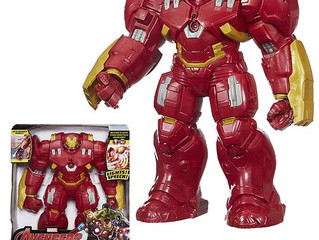 Marvel's Avengers: Age of Ultron Titan Tech Figures are coming this March
