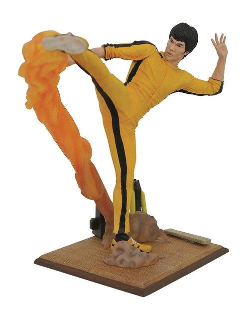 Bruce Lee - Kicking Gallery PVC Figure