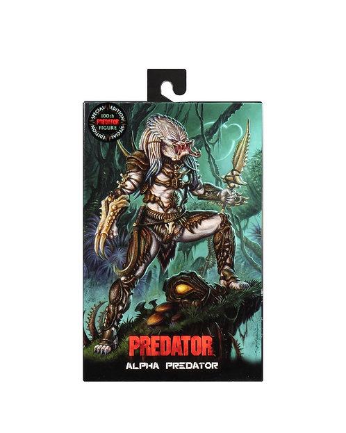 "Predator - Alpha Predator Ultimate 7"" Action Figure"