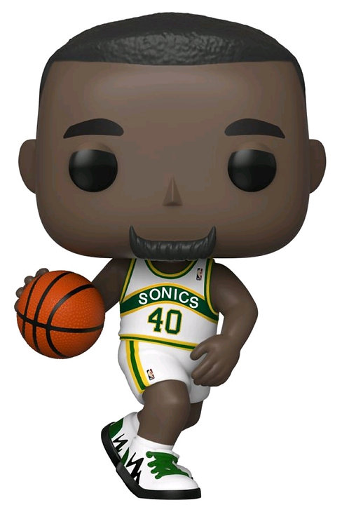 NBA Legends - Shawn Kemp (Sonics Home) Pop! Vinyl