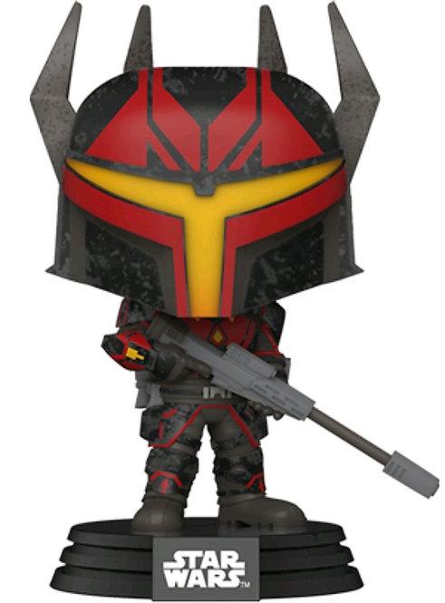 Star Wars: Clone Wars - Darth Maul's Captain Pop! Vinyl