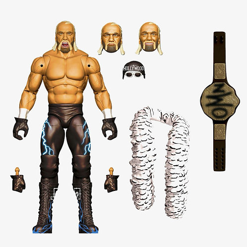 WWE Ultimate Edition Wave 7 Hollywood Hulk Hogan Action Figure