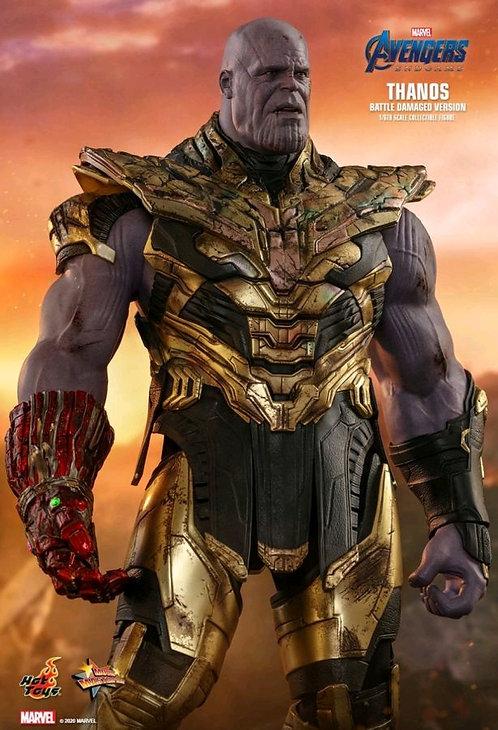"""Avengers 4: Endgame - Thanos Battle Damaged 1:6 Scale 12"""" Action Figure"""