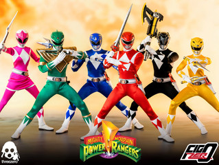 IT'S MORPHIN TIME!