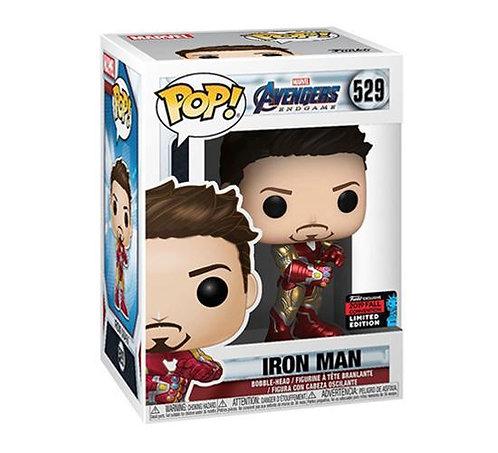 Avengers Endgame Iron Man Nano Gauntlet NYCC 2019 Exclusive