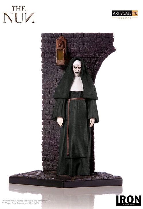 The Nun - 1:10 Scale Deluxe Statue