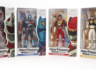 NYTF 2019 - Power Rangers - Lightning Collection Wave 1